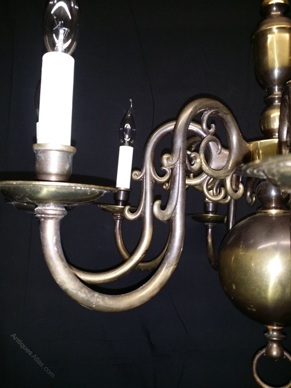 Brass flemish chandeliers flemish chandeliers arubaitofo Gallery