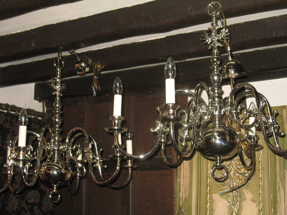 Silver plated flemish chandeliers mozeypictures Image collections