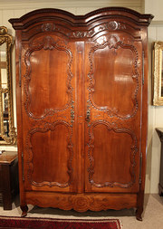 19th Century French Cherrywood