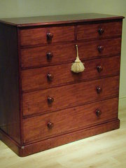 Chest of drawers by Heals of L