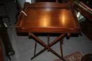 Antique Mahogany Butlers TrayS