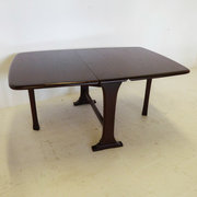 Dark Elm Ercol Table