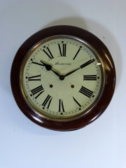 Ansonia RailwaySchool Clock