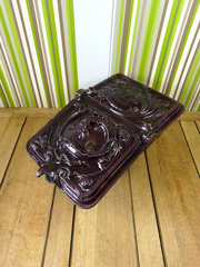 Art Nouveau Coal Scuttle