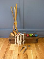 Croquet Set By Slazenger