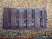 Gothic Oak Panelling  Doors