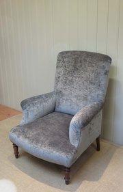 French Beechwood Framed Uphols