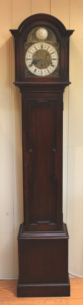 Oak Westminster Chime Grandmot