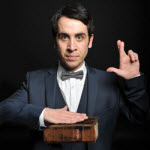 Review of Pete Firman: Hoodwinker, Fringe 2012