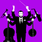 Review of The Horne Section Live in a Cow, Fringe 2013