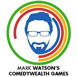 A review of Mark Watson's Comedywealth Games, Fringe 2014