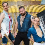 Review of Axis of Awesome: Viva La Vida Loca Las Vegas, Fringe 2014