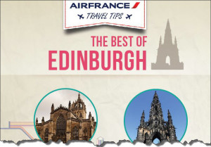 Air France's travel tips: The Best of Edinburgh