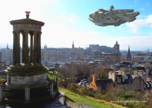 Star Wars in Edinburgh
