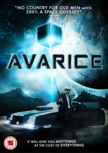 Competition: A DVD of Avarice