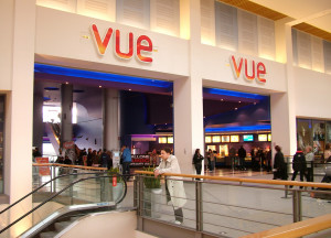 Survey suggests that the Vue at Ocean Terminal Edinburgh's favourite cinema
