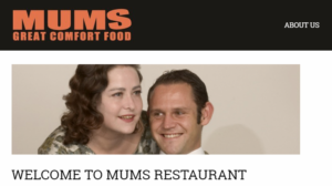 A review of Mum's Great Comfort Food, City Centre