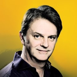 A review of Paul Merton's Impro Chums, Fringe 2016