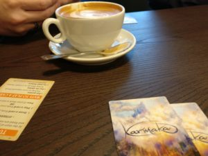 A review of Noughts & Coffees, City Centre