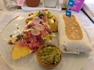 A review of Wahaca, City Centre