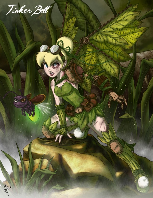 Twisted Tinker Bell