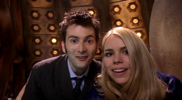 David Tennant and Billie Piper back for Doctor Who 50th