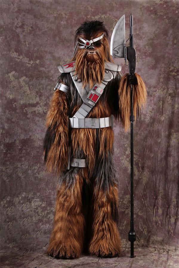The Descendant of Revan, Episode III Chapter 13: Wookiee ...