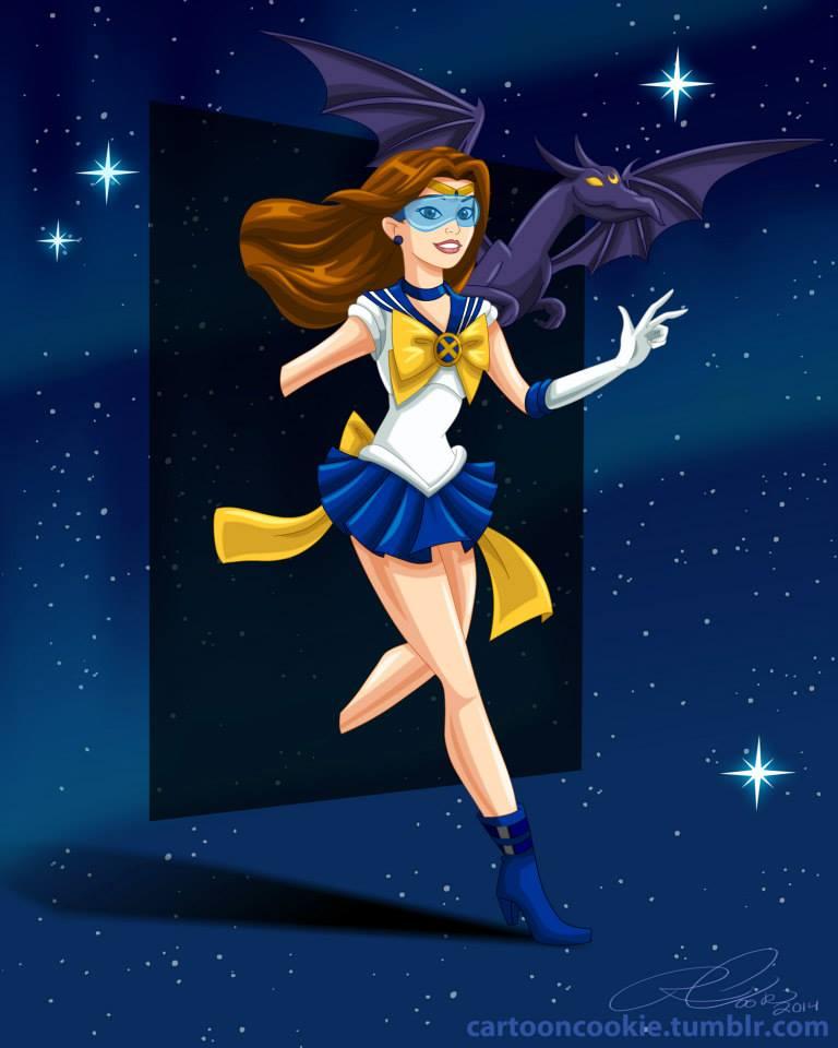 Sailor Shadowcat