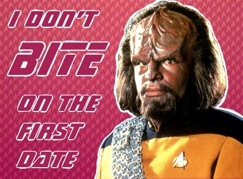 Schön Star Trek Valentines Day 2