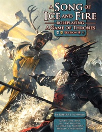 a review of a song of ice and fire roleplaying as a gateway game
