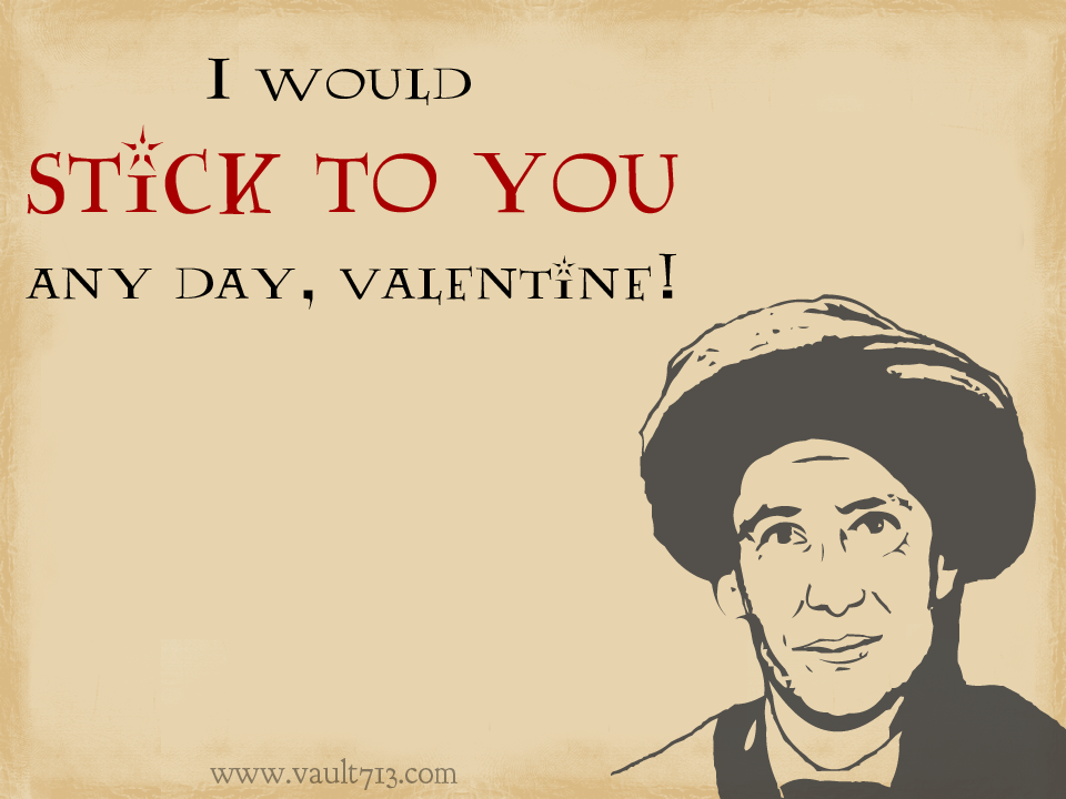 Harry Potter Valentines Day Cards 7