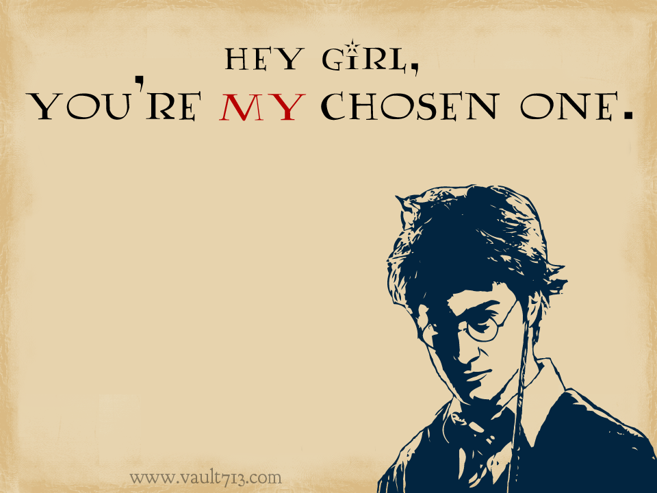 Harry Potter Valentines Day Cards 1