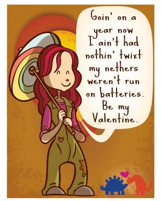 Schön Firefly Valentineu0027s Day 2