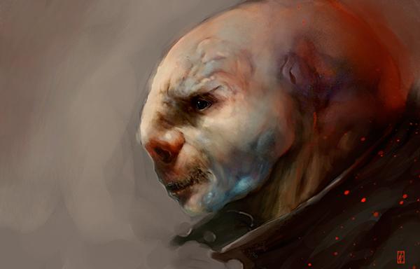 Markus Lovadina's creatures and characters 7