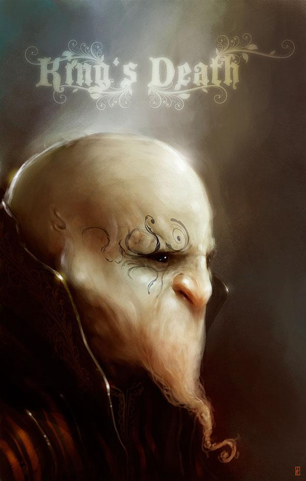 Markus Lovadina's creatures and characters 6