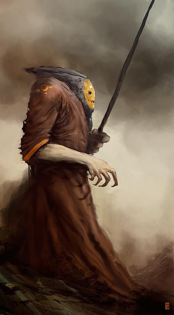 Markus Lovadina's creatures and characters 12