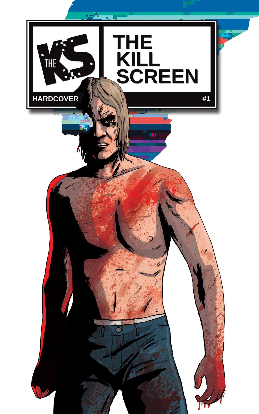 The Kill Screen hardcover cover