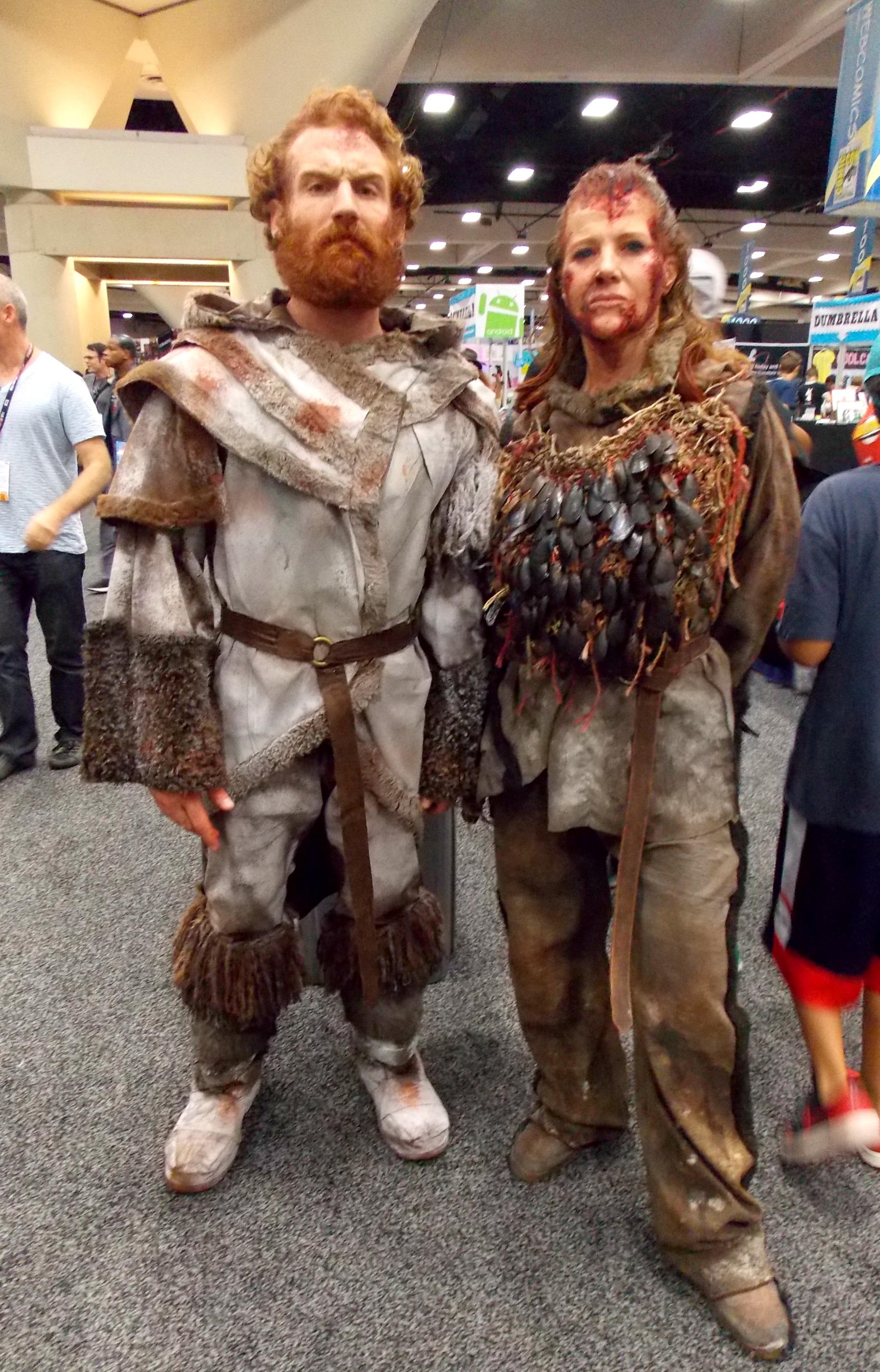 Tormund and Karsi