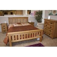 NEW Stamford Oak Bedroom Range