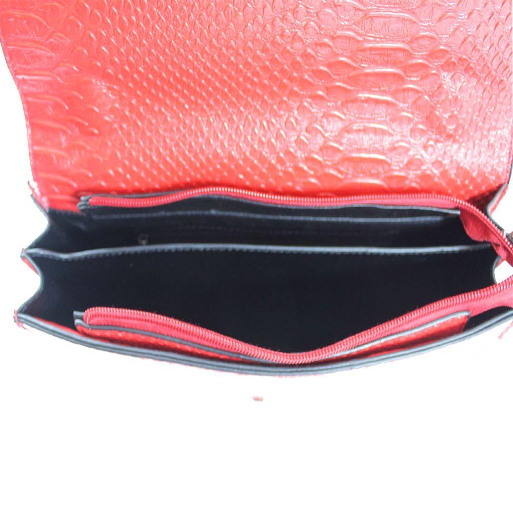 New Fashionable Textured Design Trendy Shoulder Bag Elegant Chain HandBag