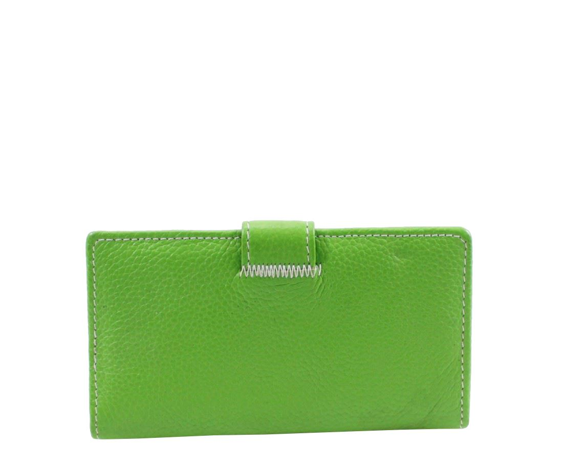 New Women's Real Leather Multiple Slots ID Card Holder Purse