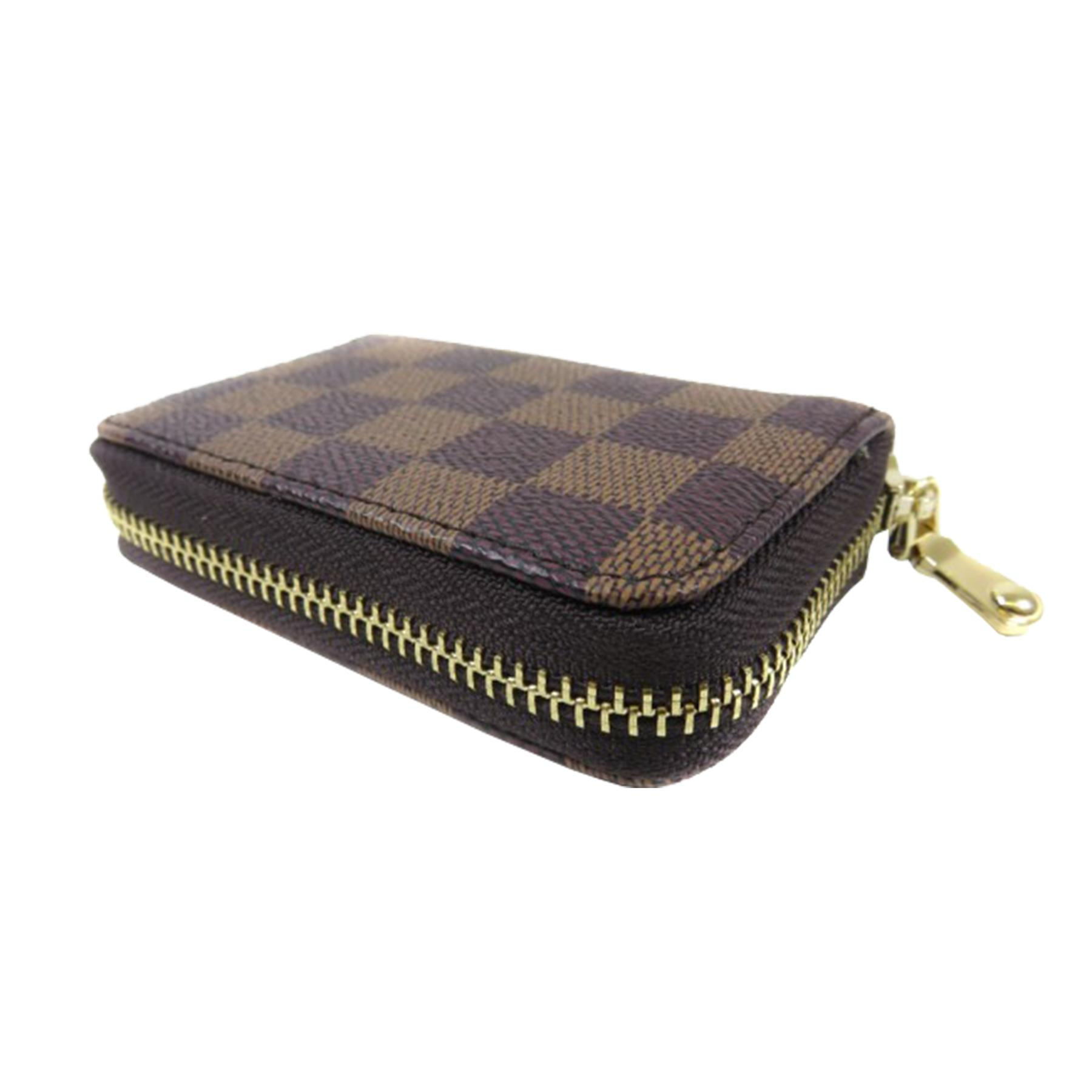 New Ladies Faux Leather Check Print Crossbody Bag Purse Wallet