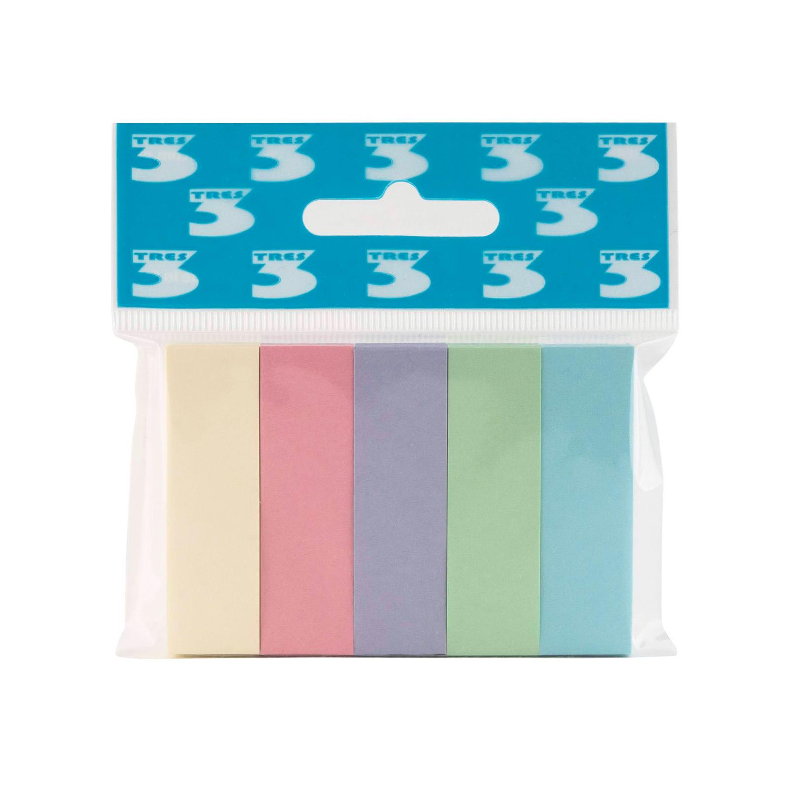 OfficeCentre® Index Tab Post Page Marker Bookmarker Sticky Notes Memo 4 Designs