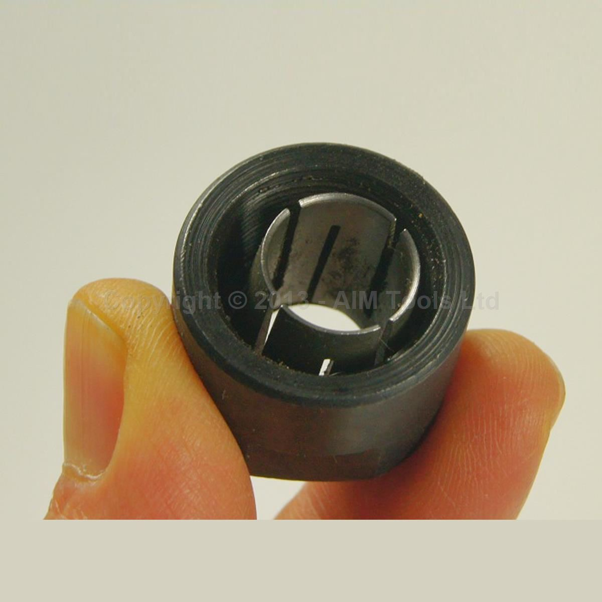"""Merry Tools HK Collet Chuck Reducer 1//2/"""" To 1//4/"""" /& 3//8/"""" For MAKITA 3612 Router"""