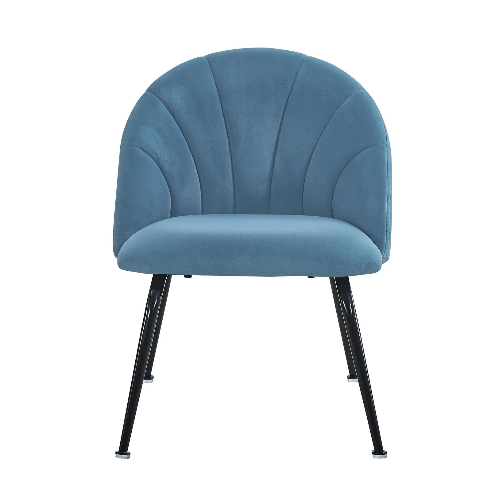 Kids Velvet Oyster Chair Accent Armchair Bedroom Living Room Lounge Furniture