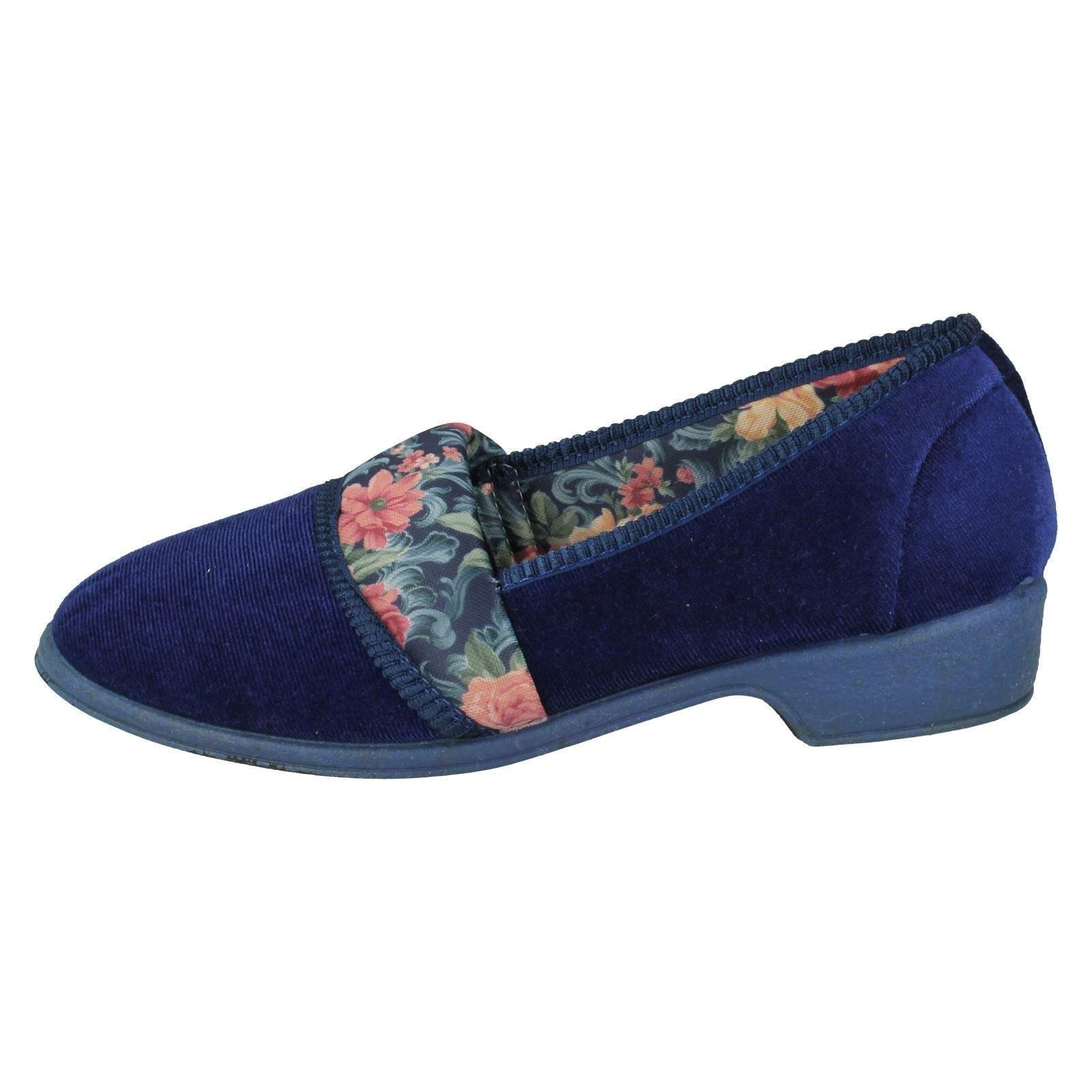 Ladies Ladylove Slip On Slippers The Style - Tina