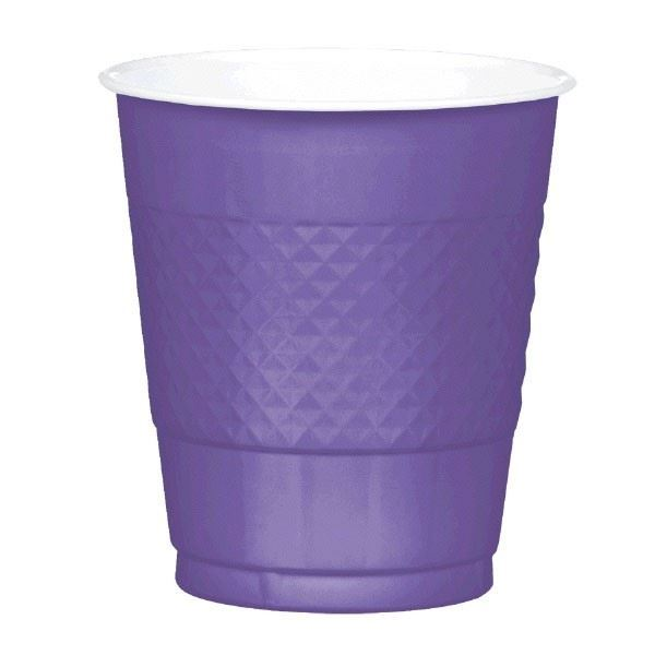 Colour Cups Paper 9oz Plastic 12oz Tableware Birthday Wedding Event Catering