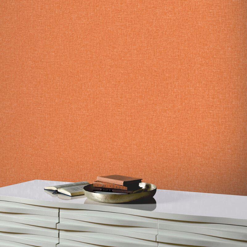 Arthouse Linen//Kashmir Texture Woven Effect 10m Wallpaper Asst Colours