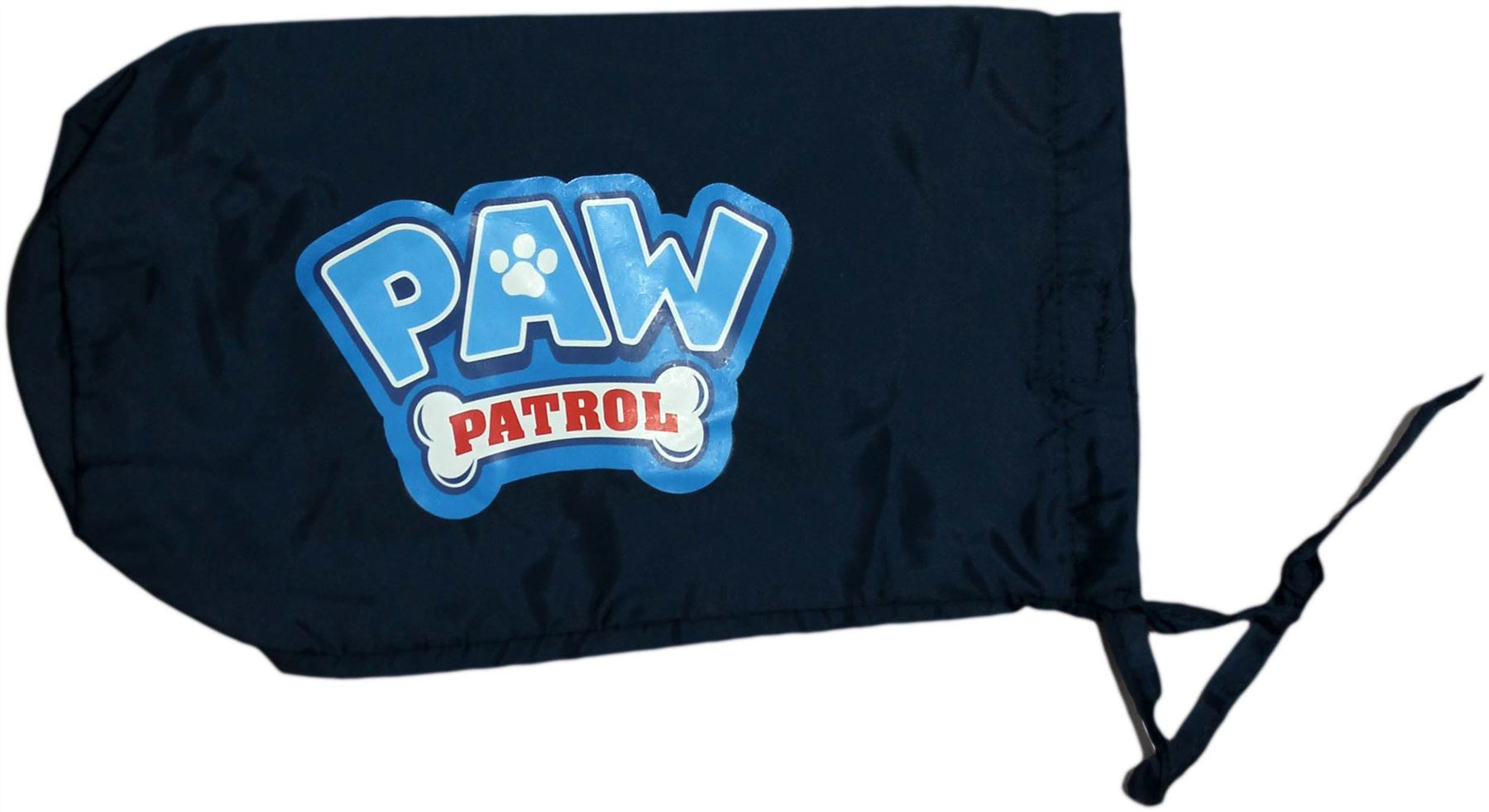 Paw Patrol Boys Kids Panel Rain Coat Jacket with Hood and Pouch