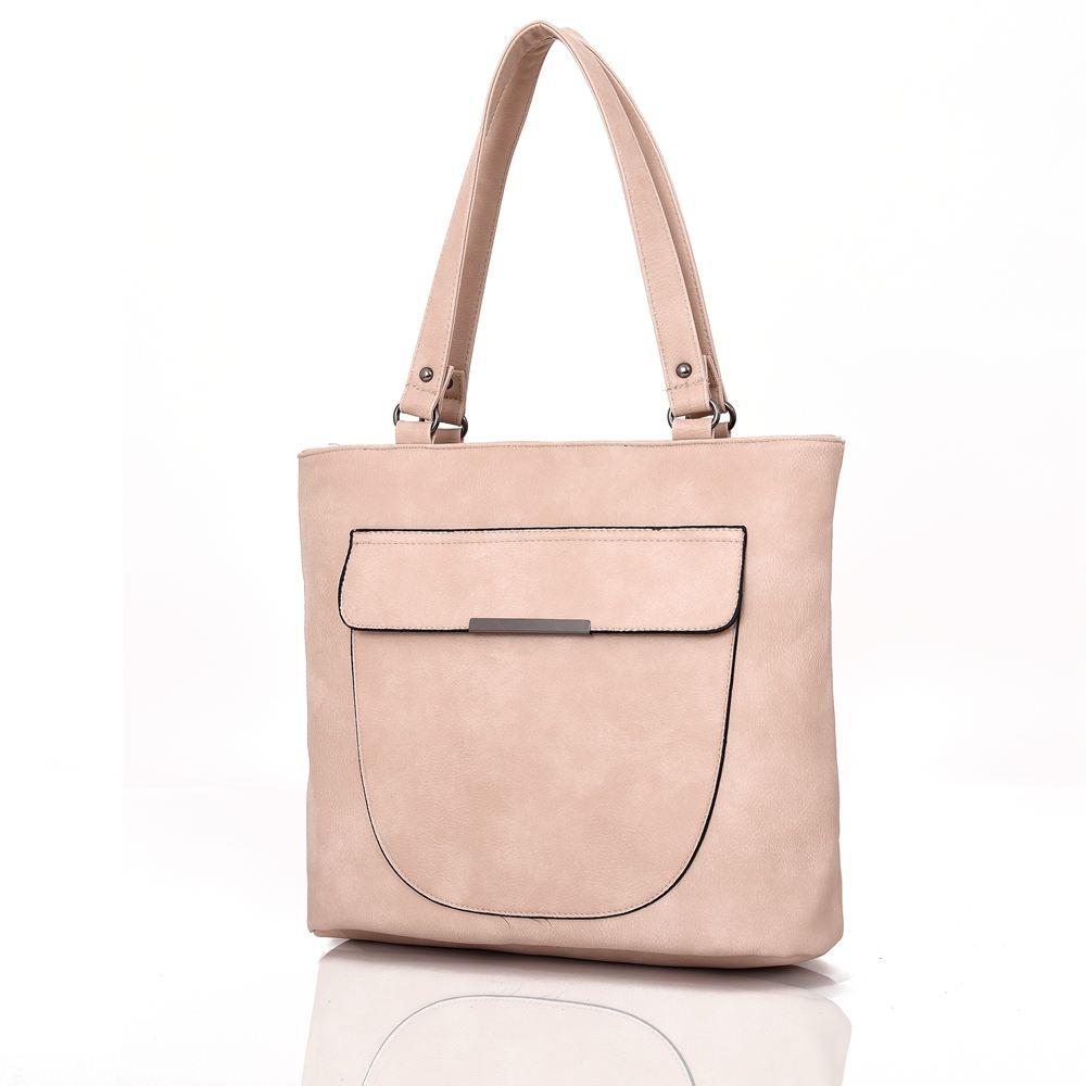 New Women/'s Designer Style Tote Bag Ladies Fashionable Shoulder Shopper Bag